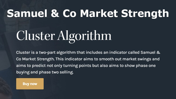 Samuel & Co Market Strength (Cluster Algorithm)