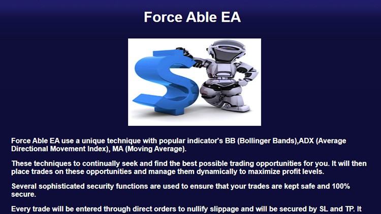 Force Able EA
