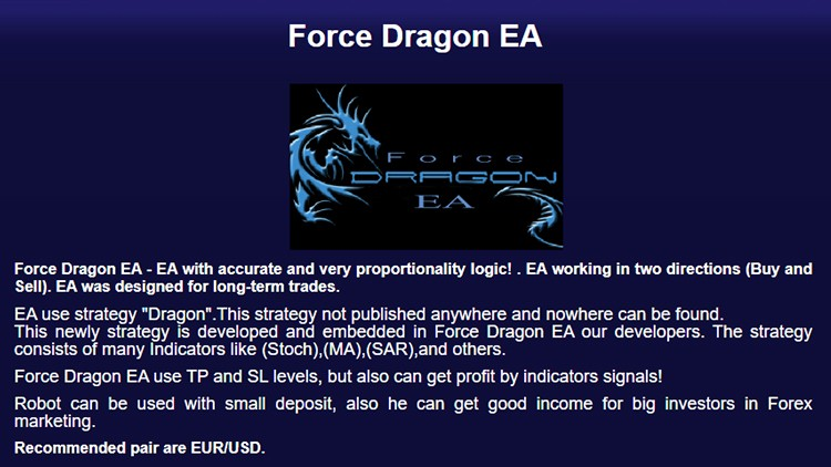 Force Dragon EA